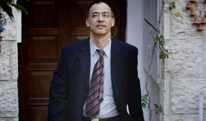 פרקליט המדינה שי ניצן