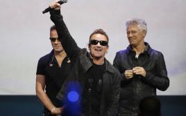 בונו מלהקת U2