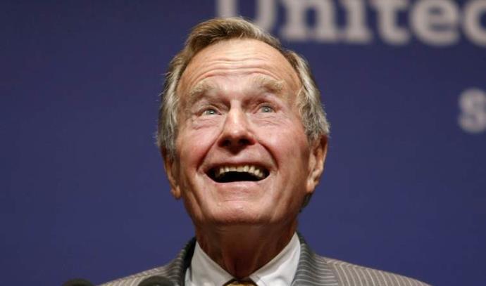 ג'ורג' בוש האב