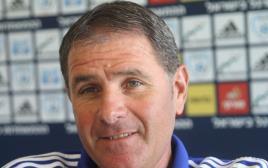 אלי גוטמן מאמן נבחרת ישראל