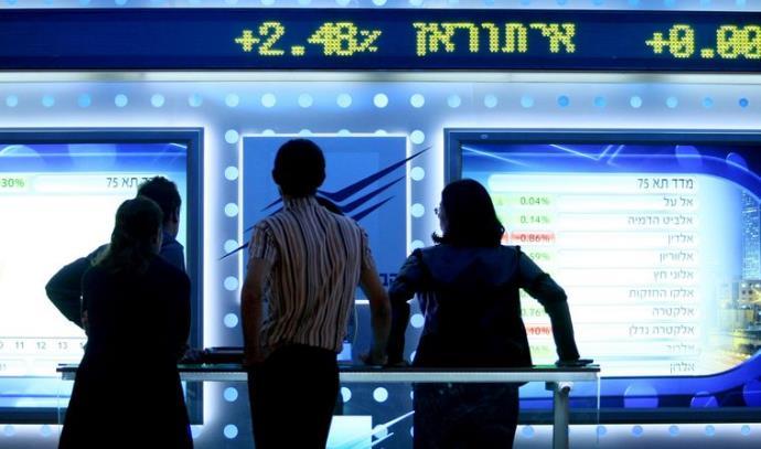 מסחר בבורסה בתל אביב