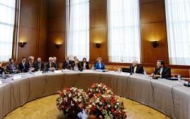 שיחות שש המעצמות עם איראן שיחות הגרעין