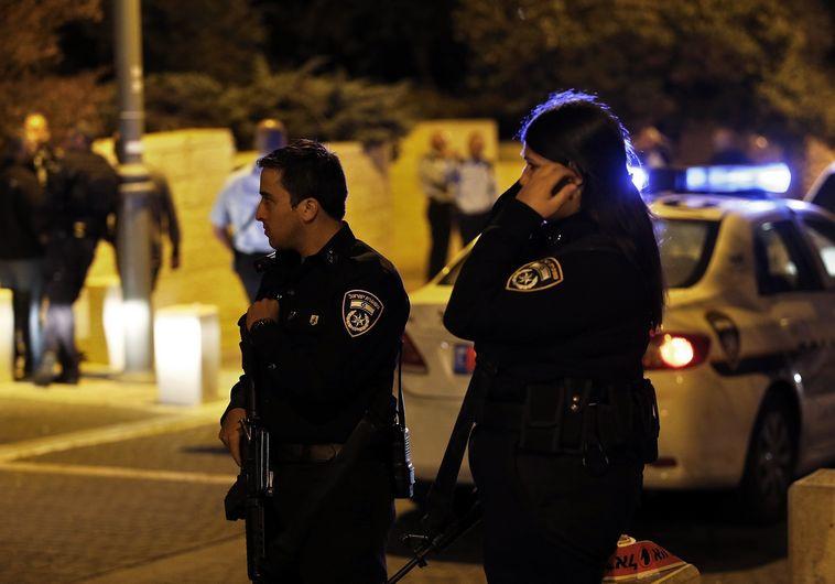 שוטרים בירושלים, תמונת ארכיון