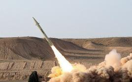 טיל פאתח איראני