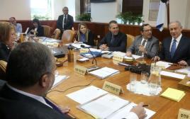 ישיבת ממשלת ישראל ראש הממשלה