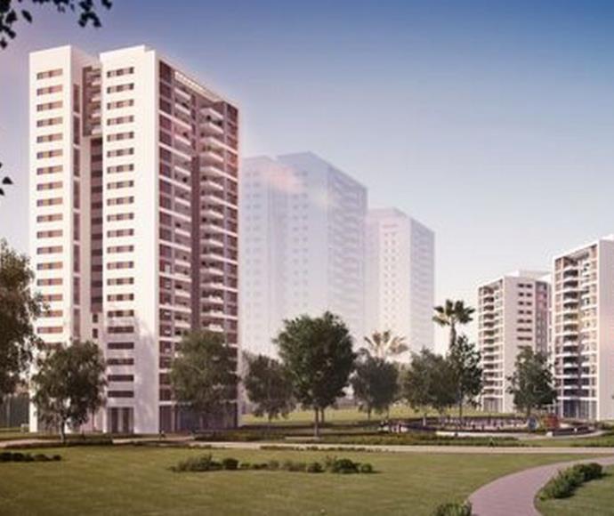 צילום הדמיה של פרויקט דירה להשכיר ברמת השרון, דיור, בנייה
