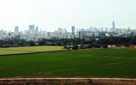 נוף עירוני, מגדלים בתל אביב