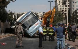 פיגוע הטרקטור בירושלים באוגוסט