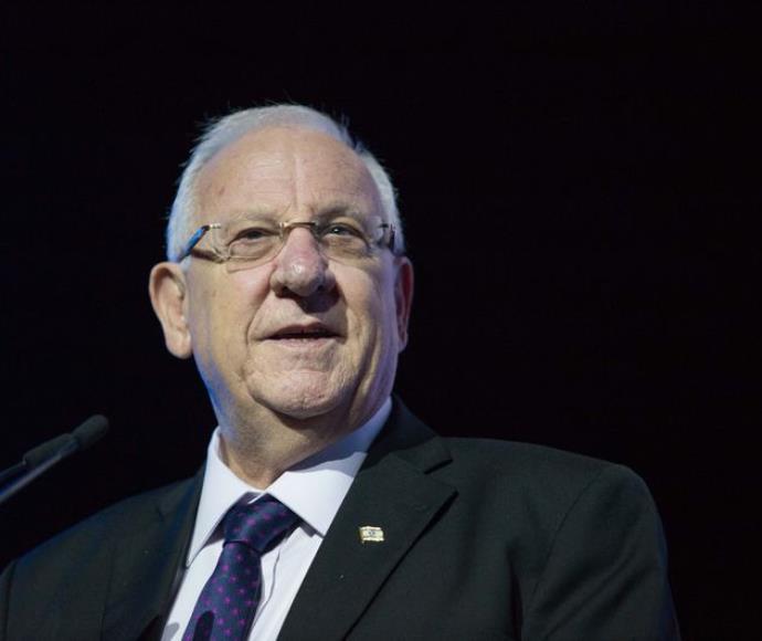 נשיא המדינה ראובן ריבלין