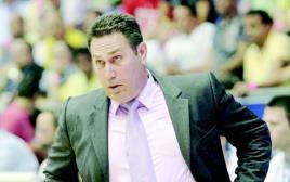 מאמן מכבי תל אביב גיא גודס