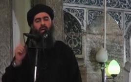 אבו בכר אל בגדדי מנהיג דאעש