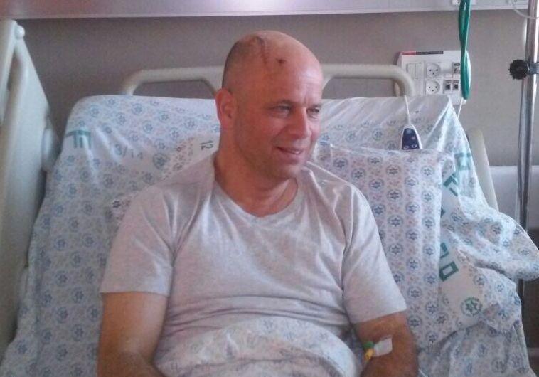 דני לומס שנפצע בפיגוע ברמי לוי מעלה אדומים