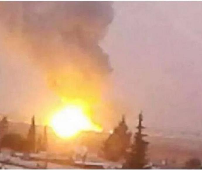 הפיצוץ בסוריה