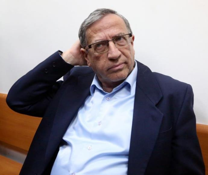 ישראל זינגר מובא להארכת מעצר