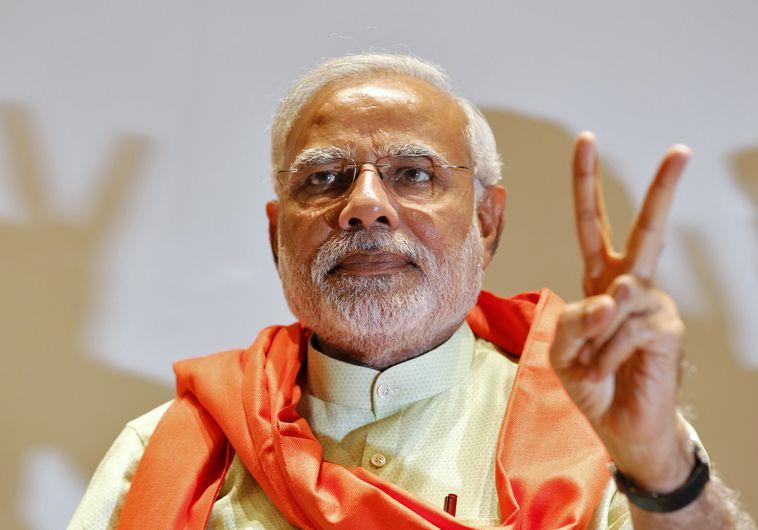 ראש ממשלת הודו נרנדרה מודי. צילום: רויטרס