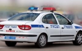 ניידת משטרה צבאית