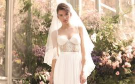 שמלת כלה של אלון לבנה