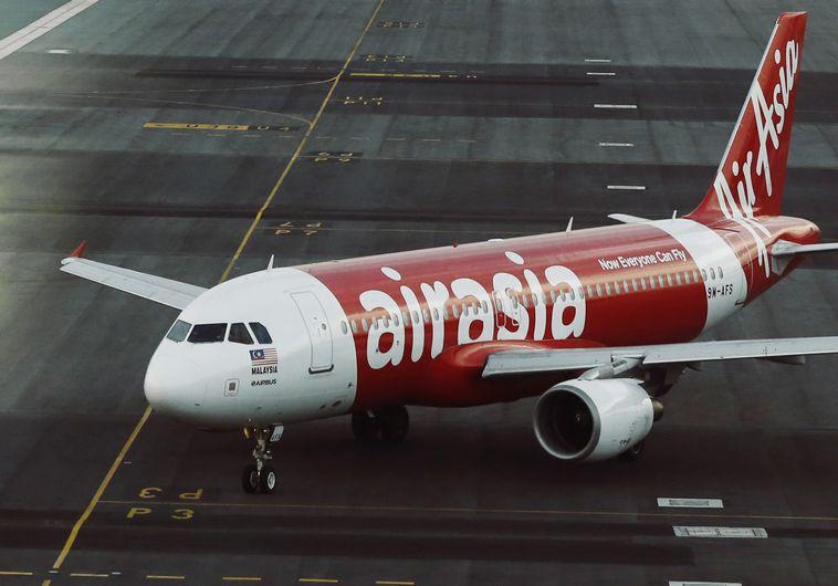 מטוס של חברת אייראסיה