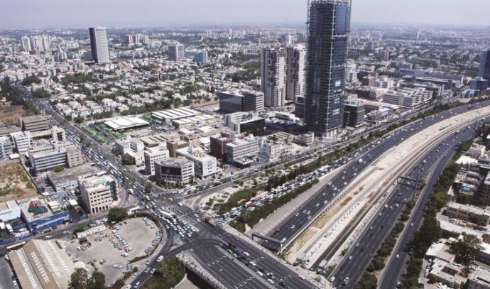 מחלף בתל אביב