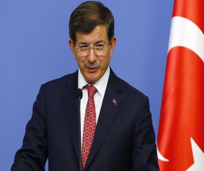 ראש ממשלת טורקיה אחמט דאבוטולו