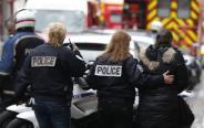 שוטרים בפריז