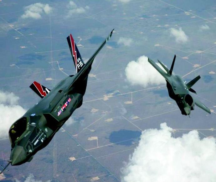F-35 מטוס קרב