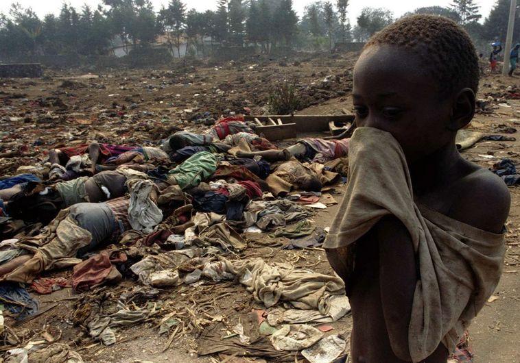רצח עם חסר מעצורים, הג'נוסייד ברואנדה. צילום: רויטרס