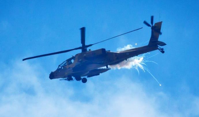 מסוק אפאצ'י של חיל האוויר