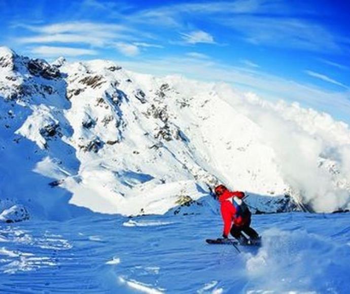 סקי באיטליה