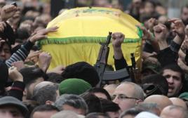 הלוויה של ג'יהאד מורנייה, בכיר חיזבאללה
