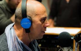 דידי הררי בשידור ברדיו
