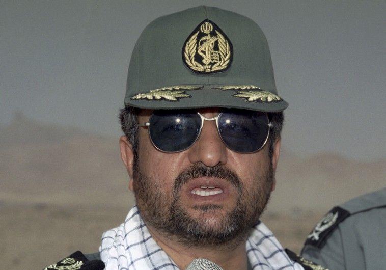 ממשיכים להצטייד בנשק מודרני, מוחמד ג'עפרי, מפקד משמרות המהפכה האיראנים. צילום: רויטרס