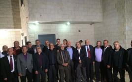 """נציגי הסיעות הערביות היום בתום המו""""מ"""