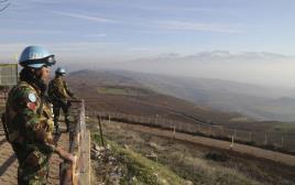 """חיילי יוניפי""""ל בלבנון"""
