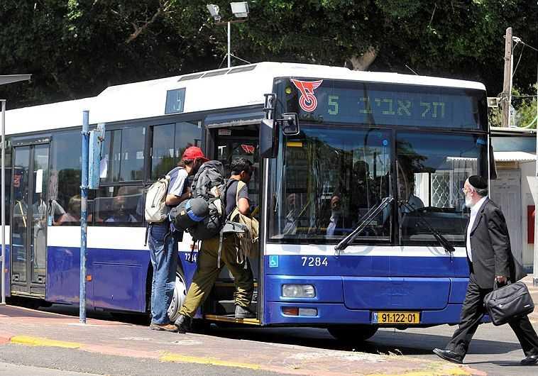אוטובוס של דן