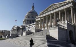 בניין הקונגרס האמריקאי בגבעת הקפיטול