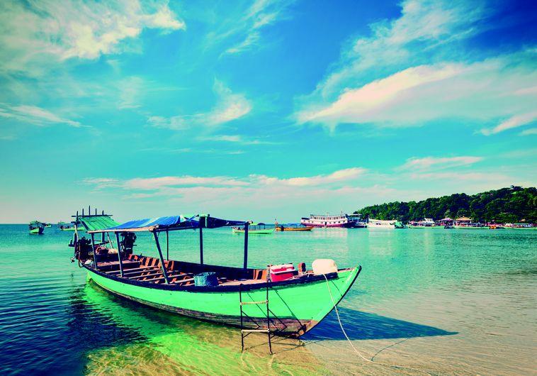תיירות- קמבודיה