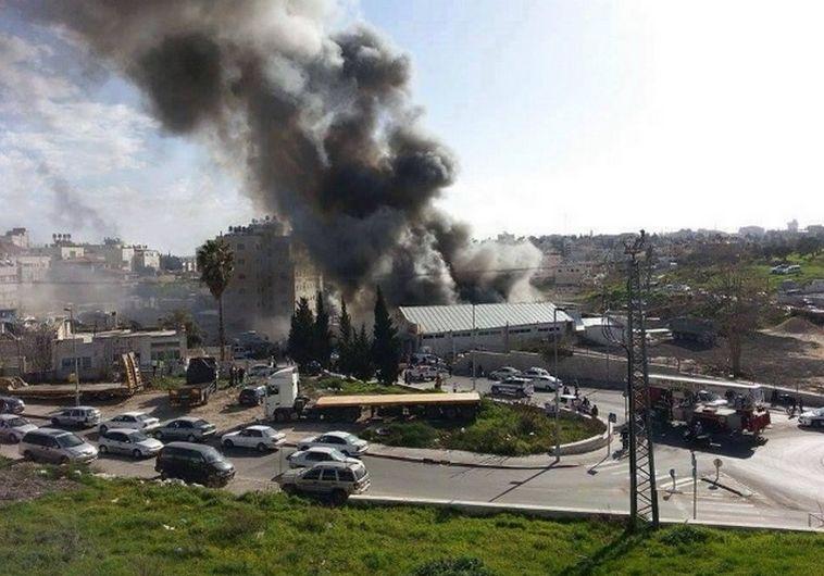 מזרח ירושלים. צילום: עיסא אטוויל