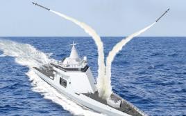 """מערכת C-DOME - """"כיפת ברזל"""" הימית"""