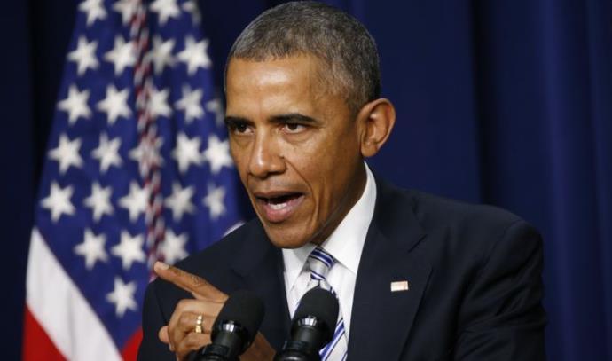 הנשיא אובמה בכינוס המאבק בקיצוניות
