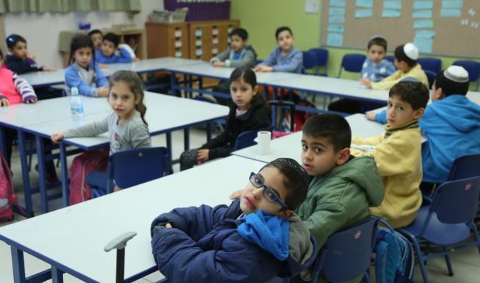 חינוך חילוני דתי משותף