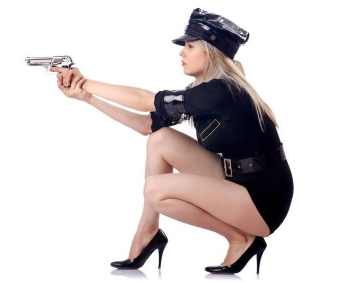 תחפושת שוטרת (אילוסטרציה)