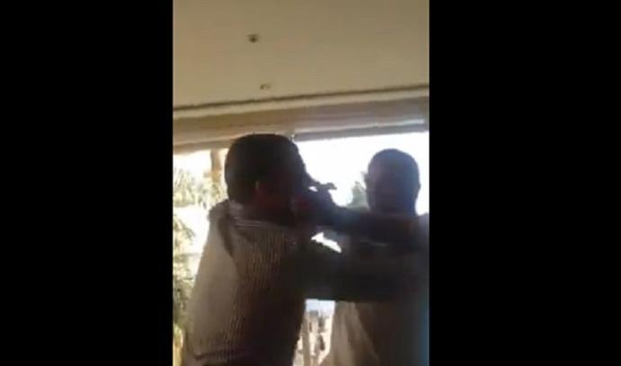 נופשים מתפרעים במלון באילת