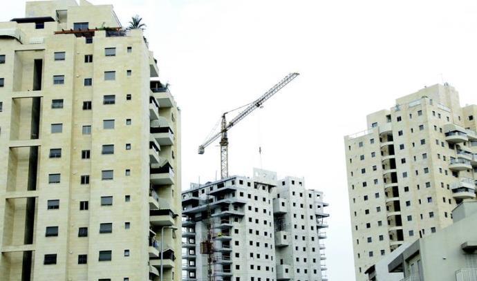 """פרויקט בניה בנייה נדל""""ן בתים משכנתא דיור דירות בניין"""