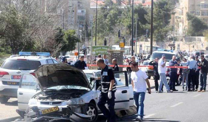 פיגוע הדריסה בירושלים