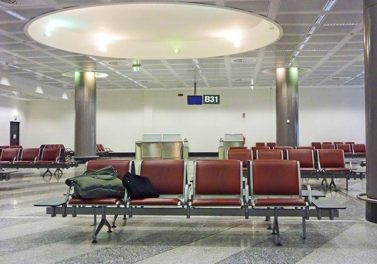 מטען אבוד בשדה התעופה