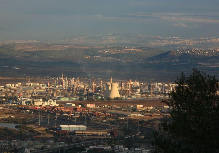 תעשייה בחיפה