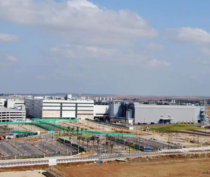 מפעל אינטל בקרית גת