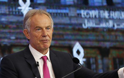 Tony Blair (Photo: Reuters)