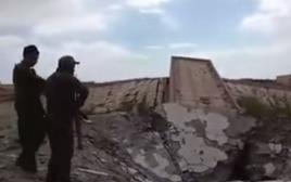 קברו של סדאם חוסיין